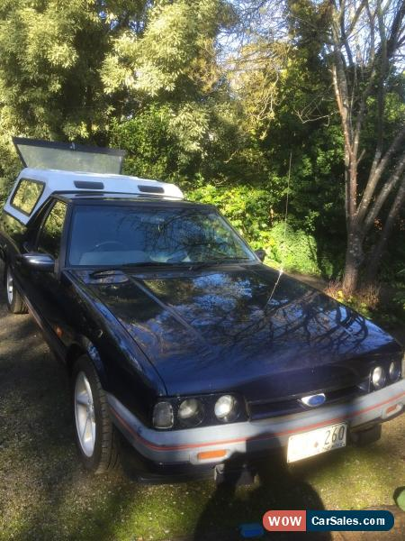 Classic 1996 Ford falcon XG ute with canopy for Sale & Ford Falcon XR6 Tickford for Sale in Australia