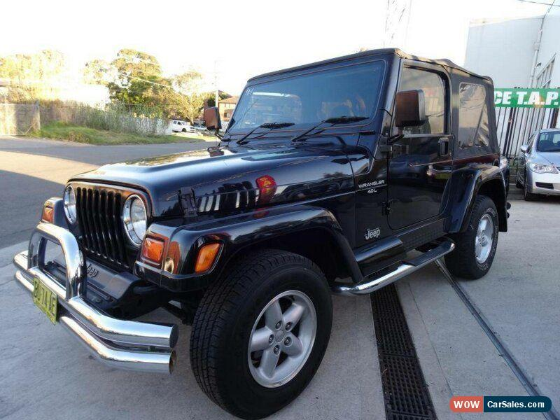 jeep wrangler for sale in australia. Black Bedroom Furniture Sets. Home Design Ideas