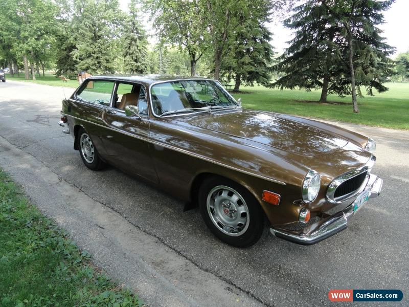 1972 volvo 1800 es for sale in canada. Black Bedroom Furniture Sets. Home Design Ideas