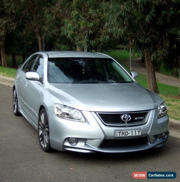Toyota Aurion Trd 3500sl For Sale In Australia