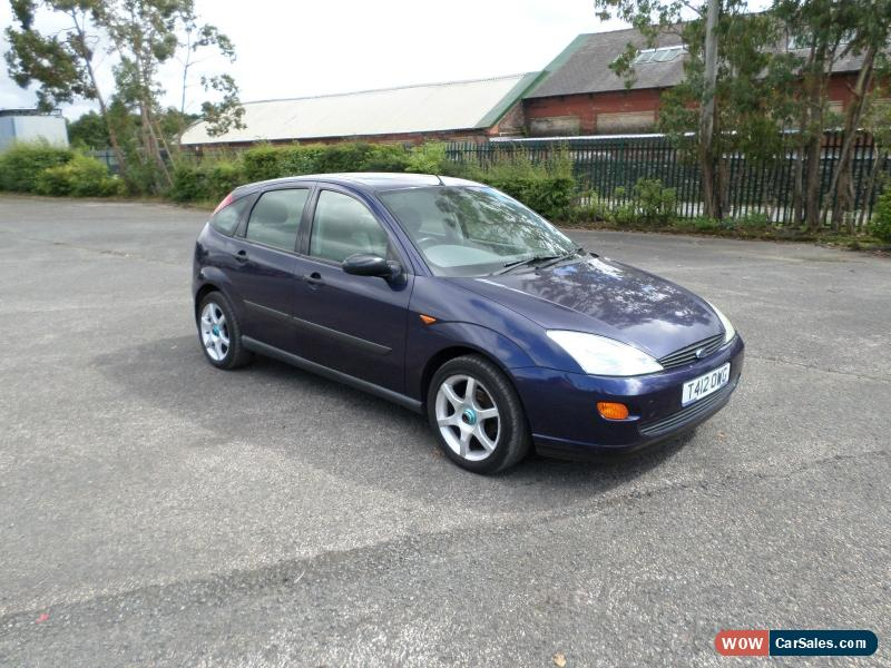 1999 ford focus lx for sale in united kingdom. Black Bedroom Furniture Sets. Home Design Ideas