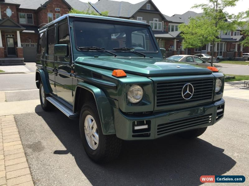 mercedes g wagon diesel for sale canada. Black Bedroom Furniture Sets. Home Design Ideas