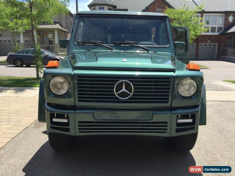 1992 mercedes benz g class for sale in canada