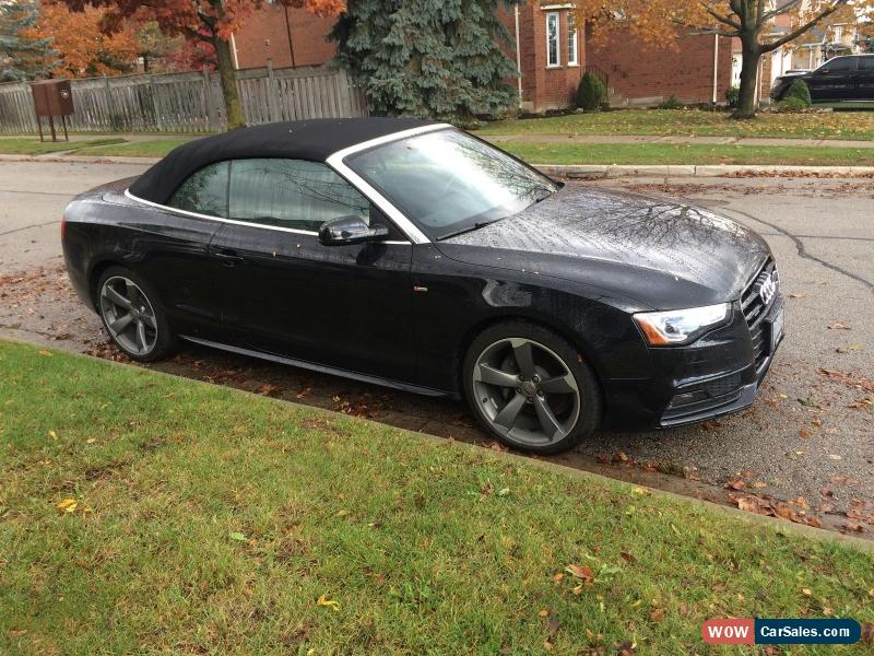 2014 audi a5 for sale in canada
