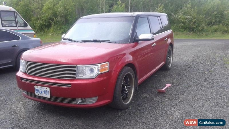 Classic Ford Flex Limited Ecoboost Awd For Sale