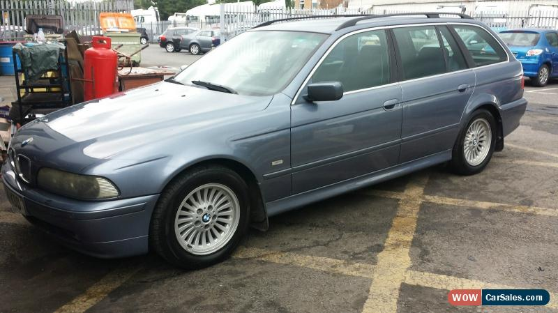 2001 Bmw 530D SE TOURING AUTO for Sale in United Kingdom