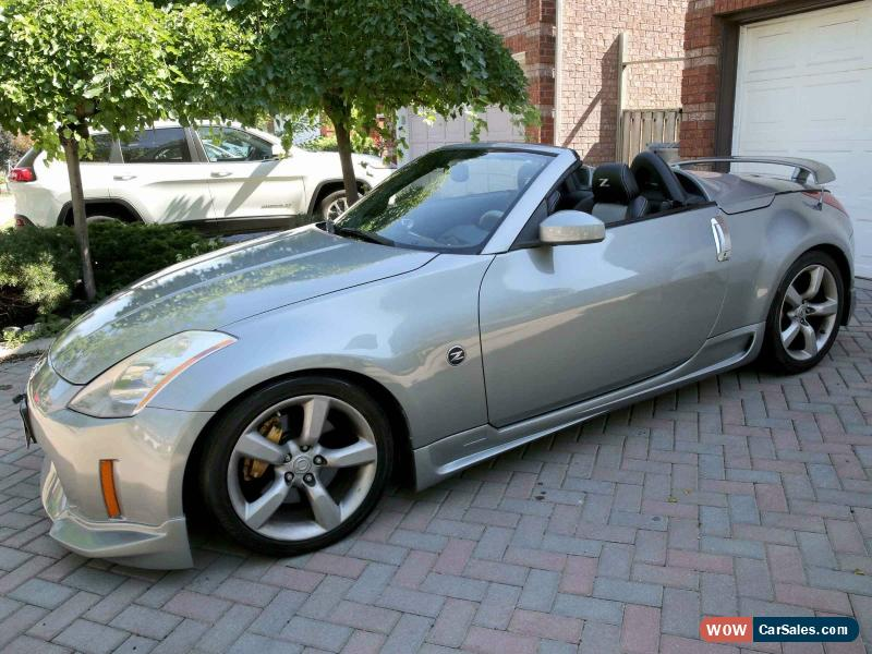 2004 Nissan 350z For Sale In Canada