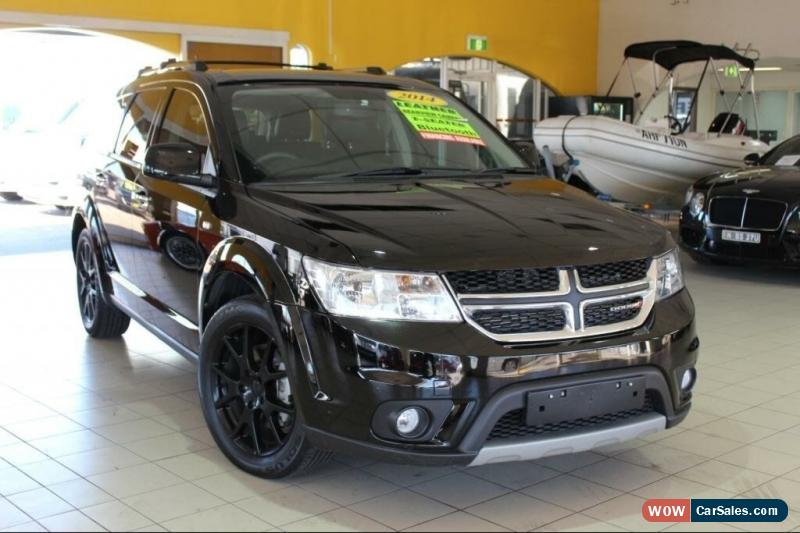 dodge journey for sale in australia. Black Bedroom Furniture Sets. Home Design Ideas
