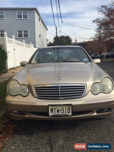 Classic 2002 Mercedes Benz C Class For Sale