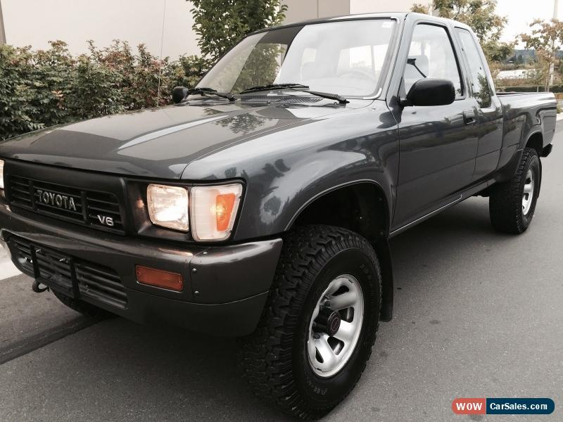 1991 toyota tacoma for sale in canada. Black Bedroom Furniture Sets. Home Design Ideas