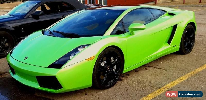 Classic 2004 Lamborghini Gallardo For Sale