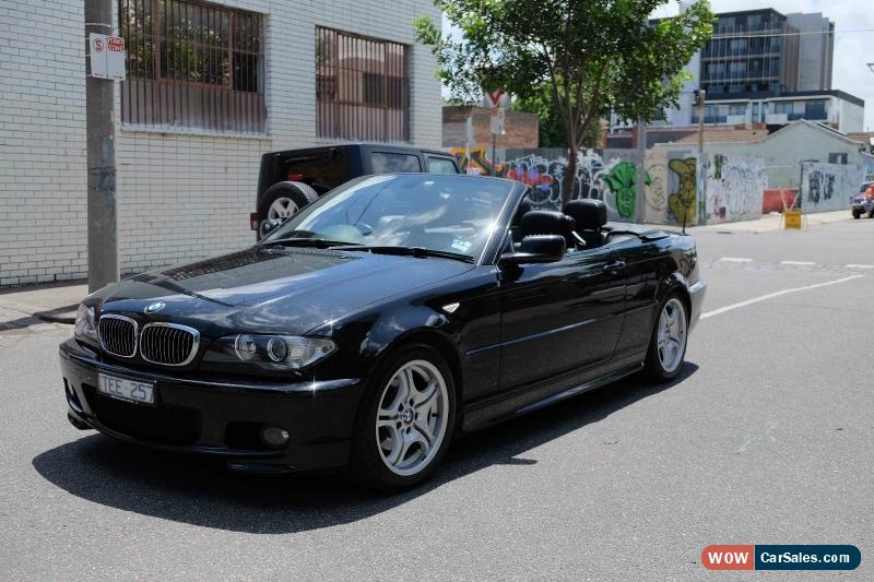 Bmw Ci For Sale In Australia - 2005 bmw 325i convertible