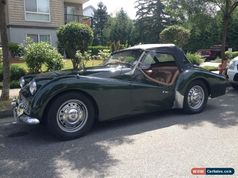 Triumph Cars For Sale >> 1962 Triumph Other For Sale In Canada