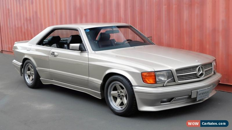 1989 mercedes benz 500 series for sale in united states for Mercedes benz 1989 for sale