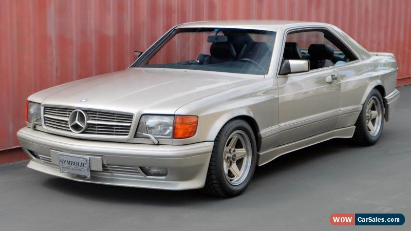 1989 mercedes benz 500 series for sale in united states for 500 mercedes benz for sale