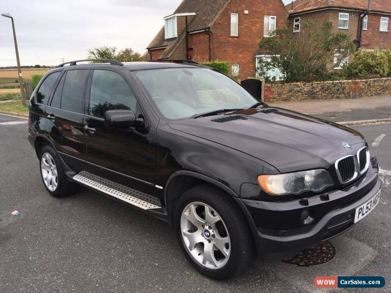 2004 bmw x5 for sale in united kingdom. Black Bedroom Furniture Sets. Home Design Ideas