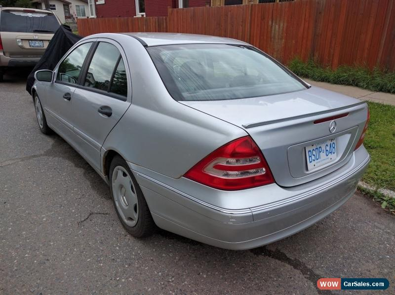 ... Classic 2003 Mercedes Benz C Class C240 For Sale