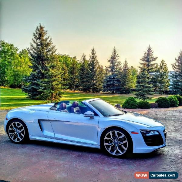 2011 Audi R8 for Sale in Canada  Audi on