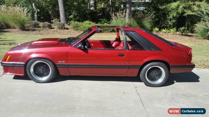 classic 1982 ford mustang gt for sale. Black Bedroom Furniture Sets. Home Design Ideas