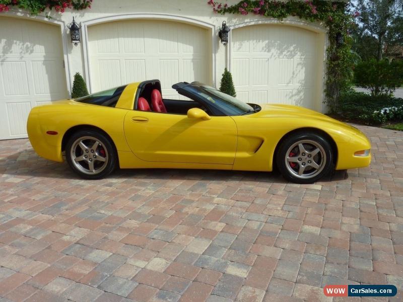 2000 chevrolet corvette for sale in united states. Black Bedroom Furniture Sets. Home Design Ideas