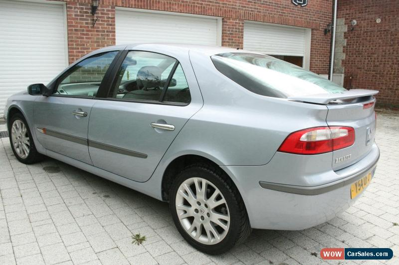 2001 renault laguna for sale in united kingdom. Black Bedroom Furniture Sets. Home Design Ideas
