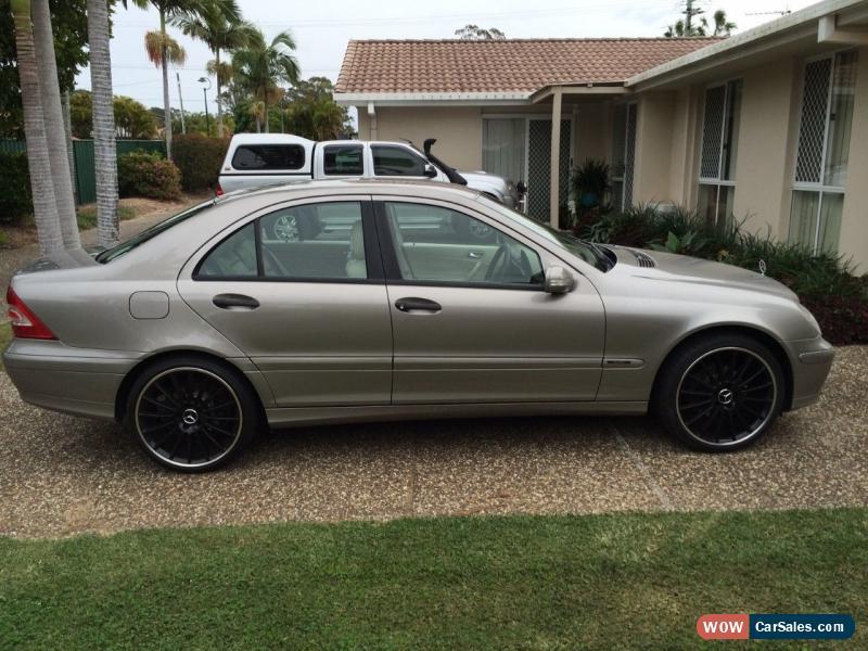 Mercedes benz c180 kompressor for sale in australia for Mercedes benz for sale in md