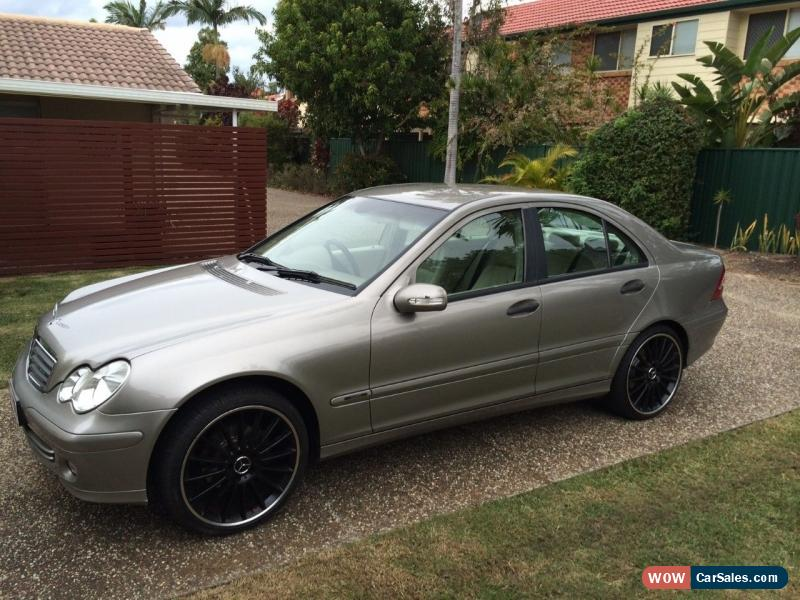 mercedes benz c180 kompressor for sale in australia