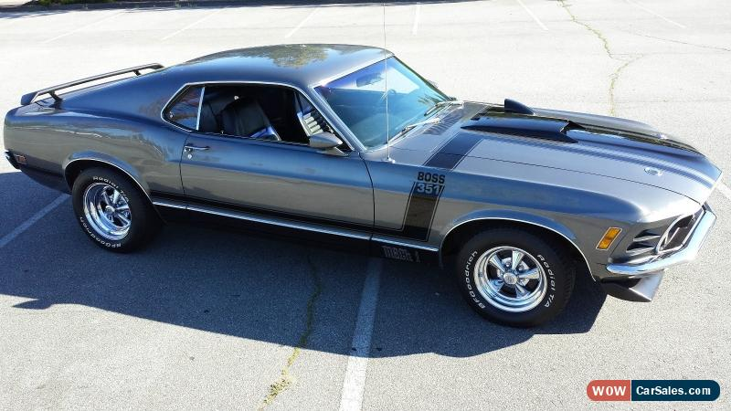 1970 ford mustang for sale in canada. Black Bedroom Furniture Sets. Home Design Ideas