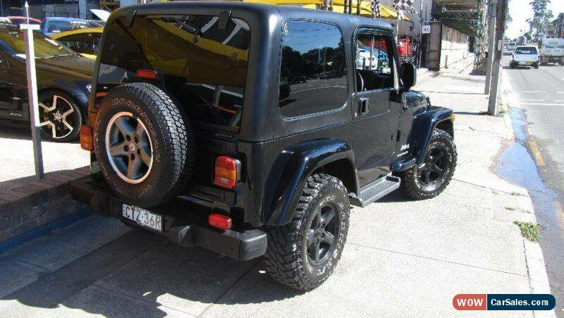 jeep wrangler for sale in australia rh wowcarsales com 2006 jeep wrangler manual transmission fluid 2006 jeep wrangler manual for sale in nj