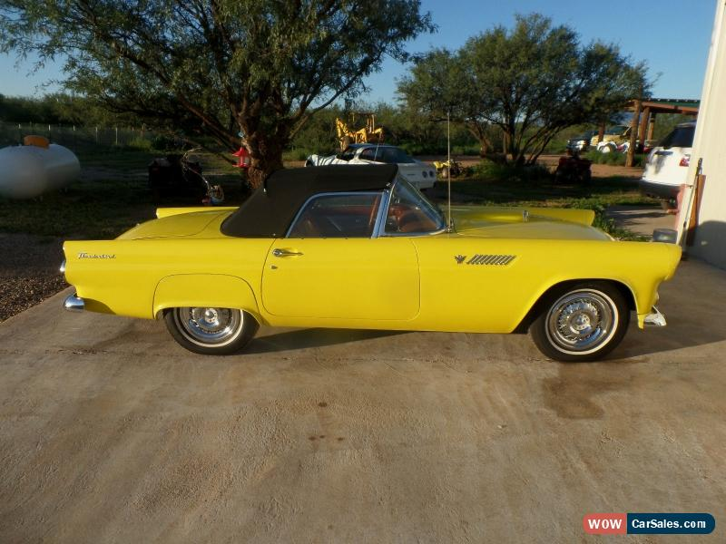 1955 Ford Thunderbird For Sale In United States