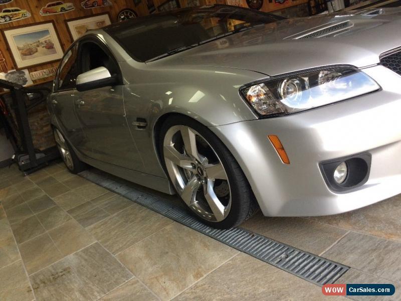 Pontiac: G8 GXP