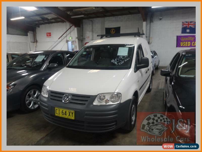 Volkswagen Caddy for Sale in Australia