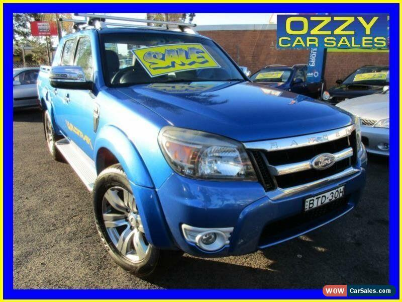 ford ranger for sale in australia rh wowcarsales com repair manual ford ranger 2010 manuel radio ford ranger 2010
