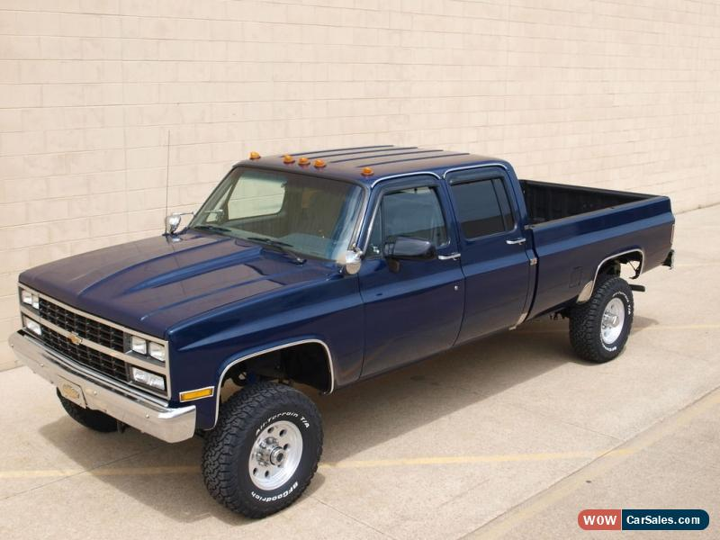 1991 chevrolet c k pickup 3500 for sale in united states. Black Bedroom Furniture Sets. Home Design Ideas