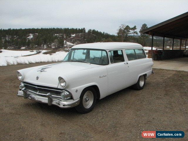 1955 Ford Ranch Wagon For Sale In United States