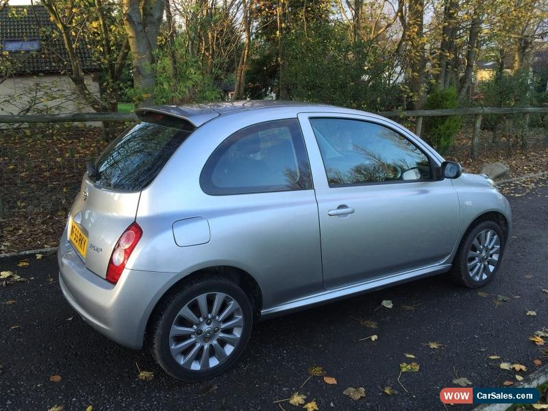 2005 nissan micra sport for sale in united kingdom. Black Bedroom Furniture Sets. Home Design Ideas