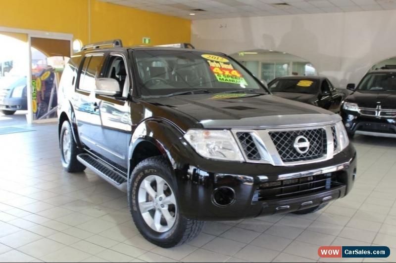 nissan pathfinder for sale in australia. Black Bedroom Furniture Sets. Home Design Ideas