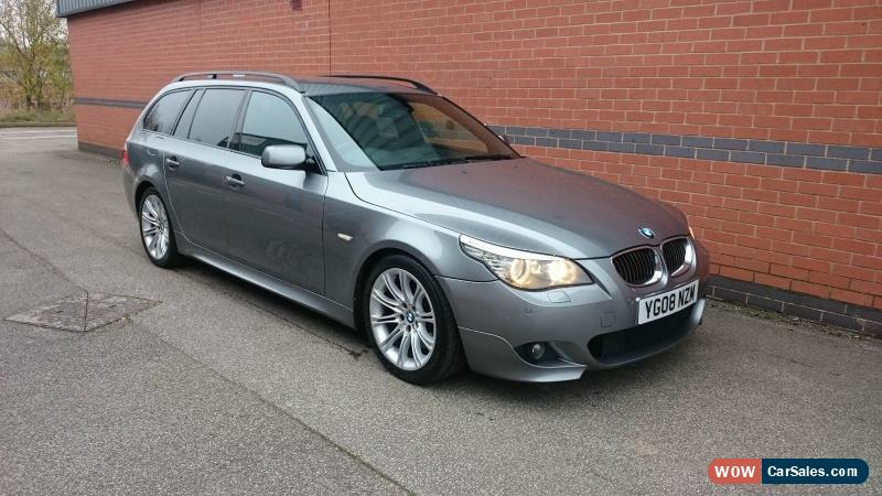 2008 Bmw 535d M Sport Touring A For Sale In United Kingdom