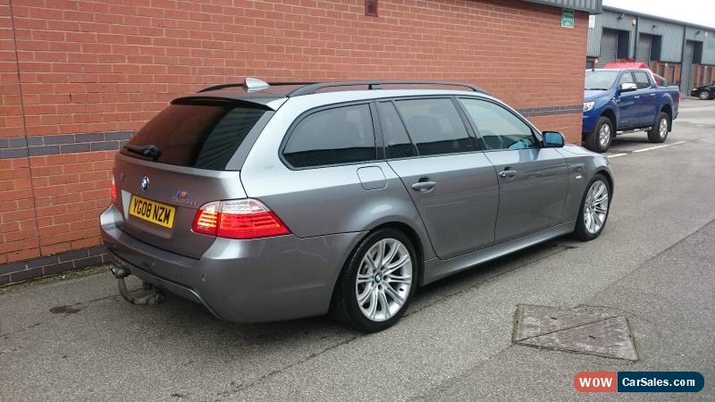 2008 bmw 535d m sport touring a for sale in united kingdom. Black Bedroom Furniture Sets. Home Design Ideas