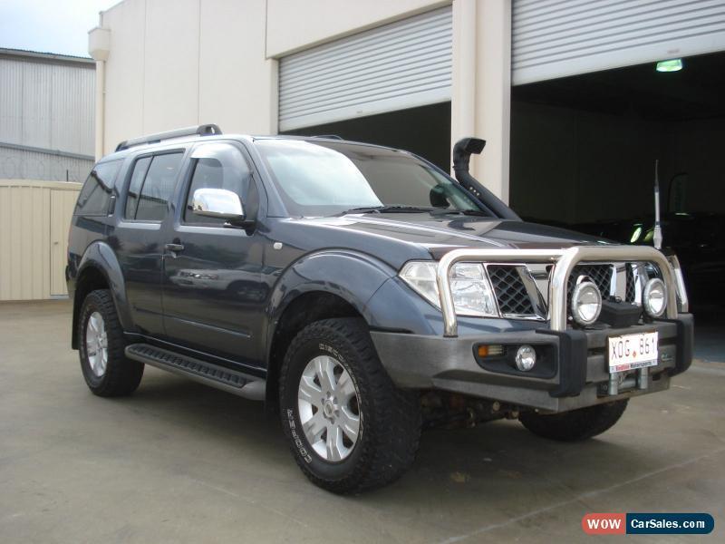 Nissan Pathfinder for Sale in Australia