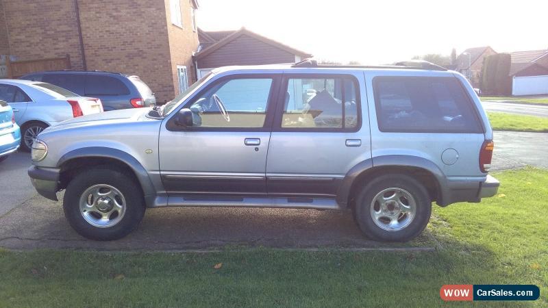 1998 ford explorer 4 0 v6 auto for sale in united kingdom. Black Bedroom Furniture Sets. Home Design Ideas