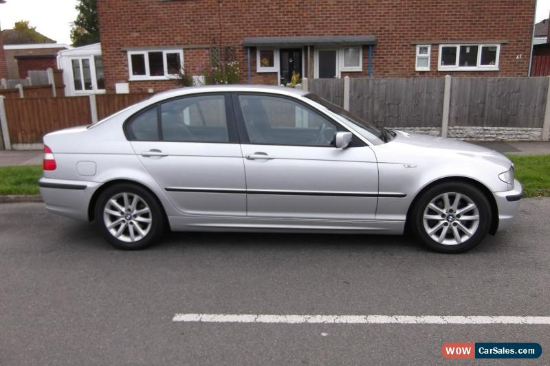 2004 bmw 320d es for sale in united kingdom. Black Bedroom Furniture Sets. Home Design Ideas