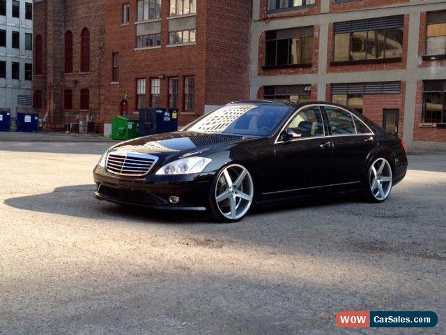 2008 mercedes benz s class for sale in canada. Black Bedroom Furniture Sets. Home Design Ideas