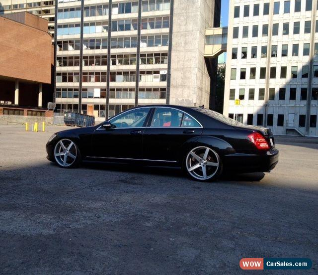 2008 Mercedes-benz S-Class For Sale In Canada