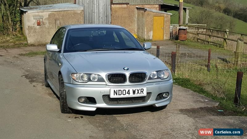 2004 Bmw 320 Cd Sport For Sale In United Kingdom