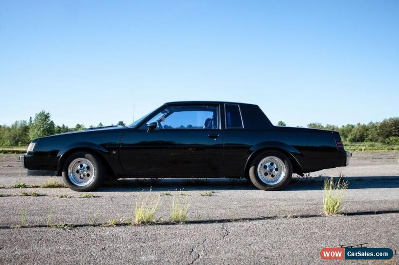 1987 Buick Regal For Sale In Canada