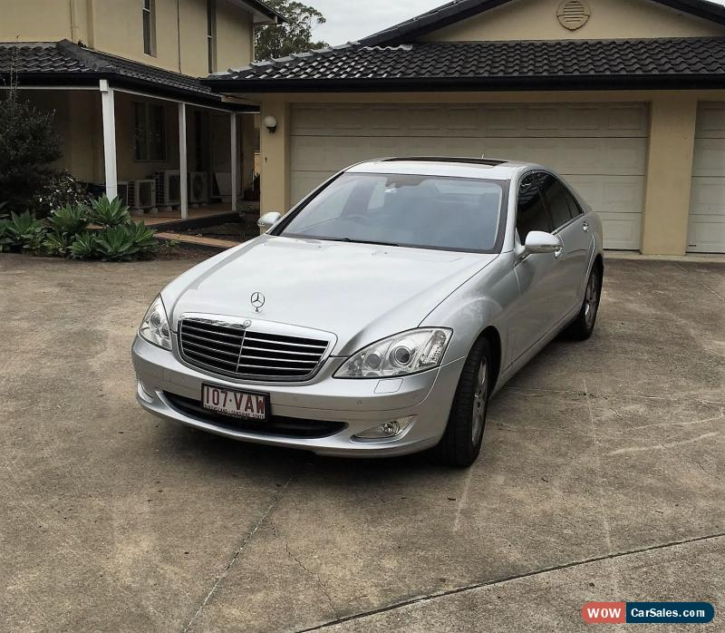 Mercedes Benz Classic Cars For Sale South Africa: Mercedes-benz S320 CDI For Sale In Australia