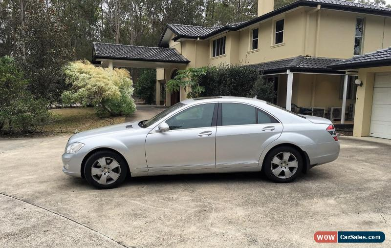 Mercedes benz s320 cdi for sale in australia for Mercedes benz diesel cars for sale