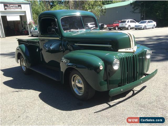 1946 ford other pickups for sale in united states. Black Bedroom Furniture Sets. Home Design Ideas