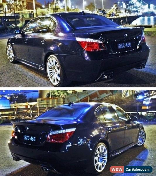 Bmw M-Sport 540i For Sale In Australia